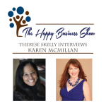Karen McMillan – Happy Business Show
