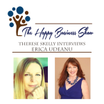 Erica Udeanu – Happy Business Show